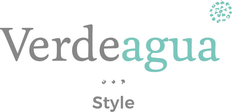 logo verdeagua style
